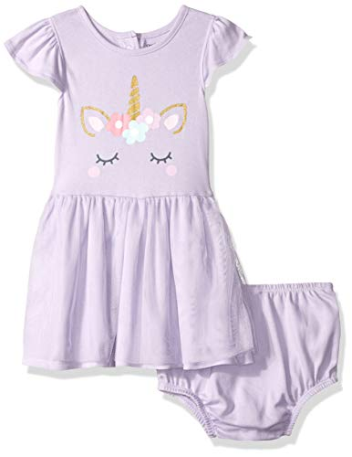 7bb943bc1 Special Occasion – Gerber Baby Girls Dress, Unicorn, 0-3 Months