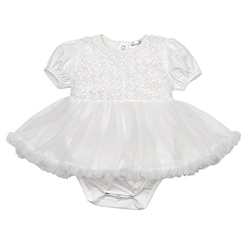 3694f3c7863 Special Occasion – Booulfi Crystal Newborn Toddler Girls Dress Party Mini  Princess Dress Birthday Party Tulle Short Sleeves Dress with Headband Offers