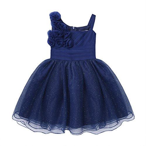 d43d2891cb Today you re studying considered one of my own write-up regarding iiniim Baby  Girl Sparkling Rose Flower Baptism Dress ...