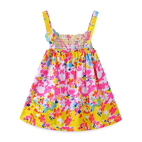 fef913df Playwear – Mud Kingdom Cute Baby Girl Summer Dress 24 Months Flower Offers    Baby Girls Dresses