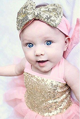 a5096f79b Now that you are reading among my submit concerning Newborn Baby Girls  Summer Sleeveless Sequin Party Dress One Piece Tutu Skirt Sundress ...