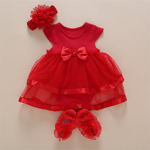696e3d9d446c6 Special Occasion – Niyage Baby Girls Clothes Dress Headband Shoe 3 ...