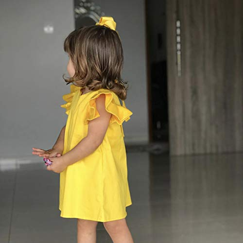7ef5655dd Currently you're reading among the publish concerning Summer Baby Kids  Girls Dresses Cuekondy Casual Lace Floral Party ...